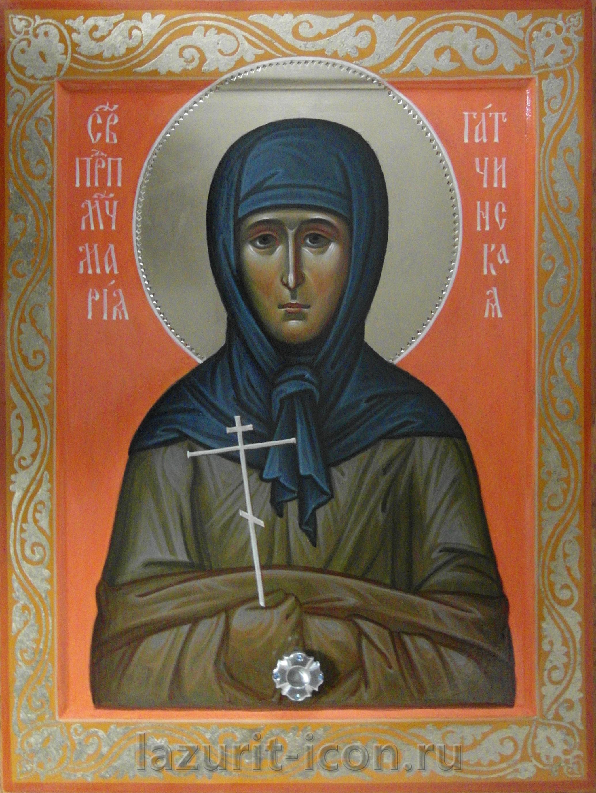 преподобномученица Мария Гатчинская (совместно с ПСТГУ)