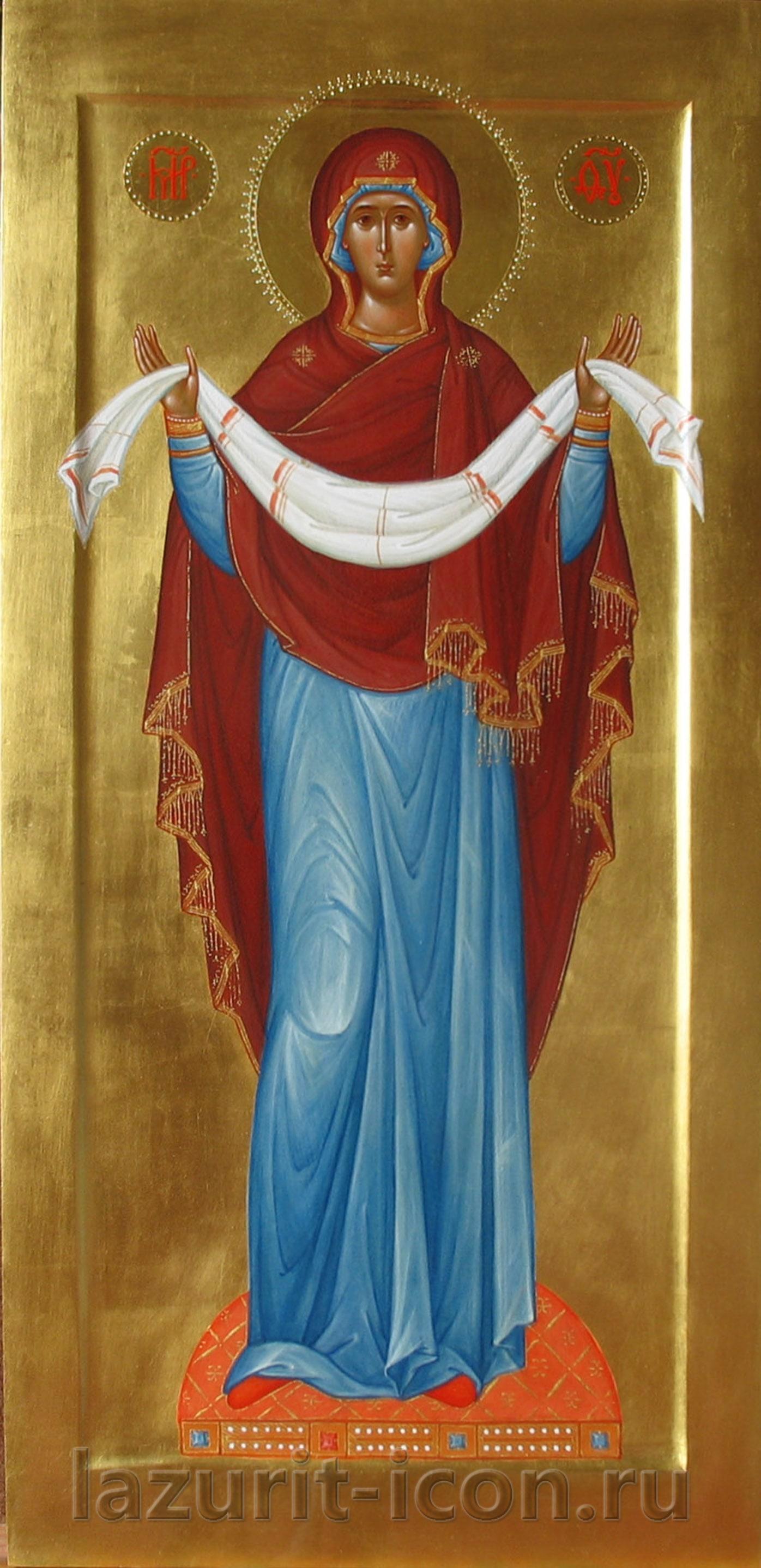 Покров Образ Богородицы