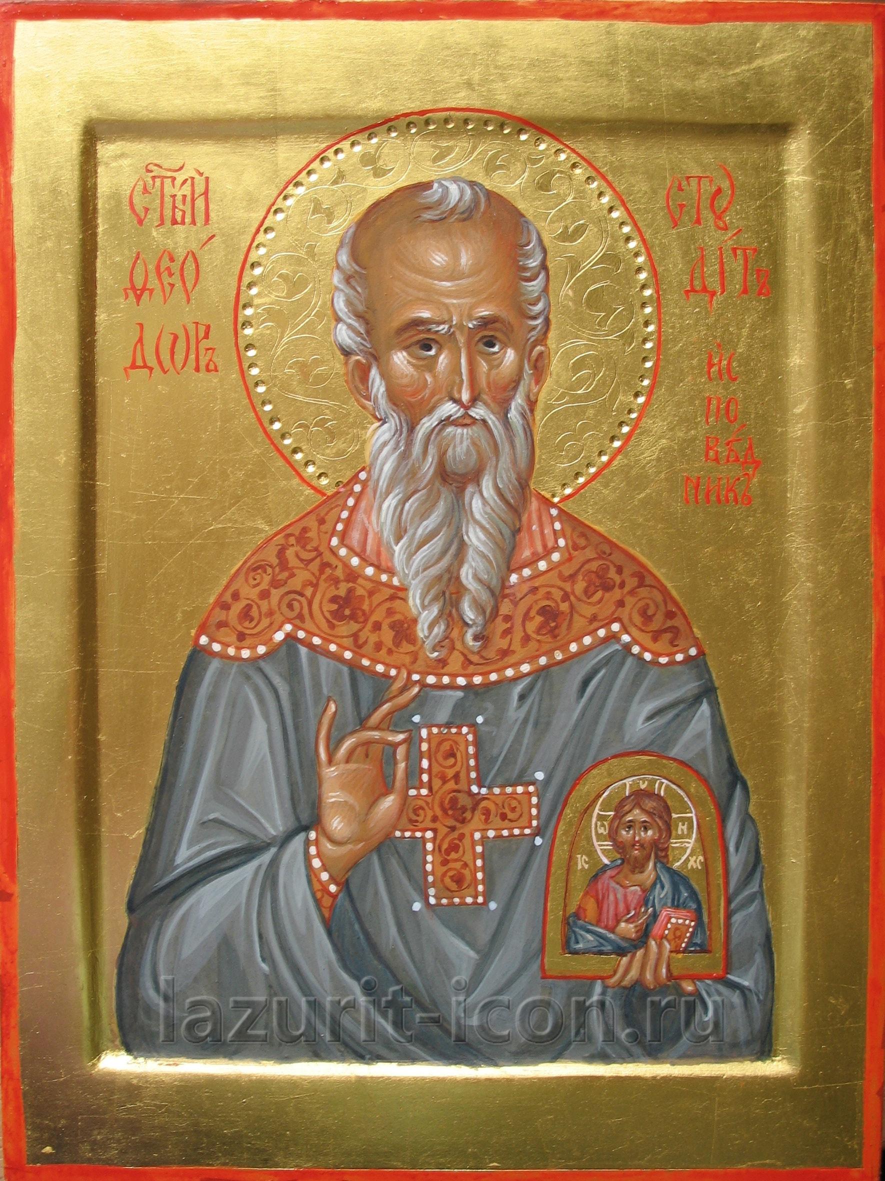 преподобный Феодор Студит