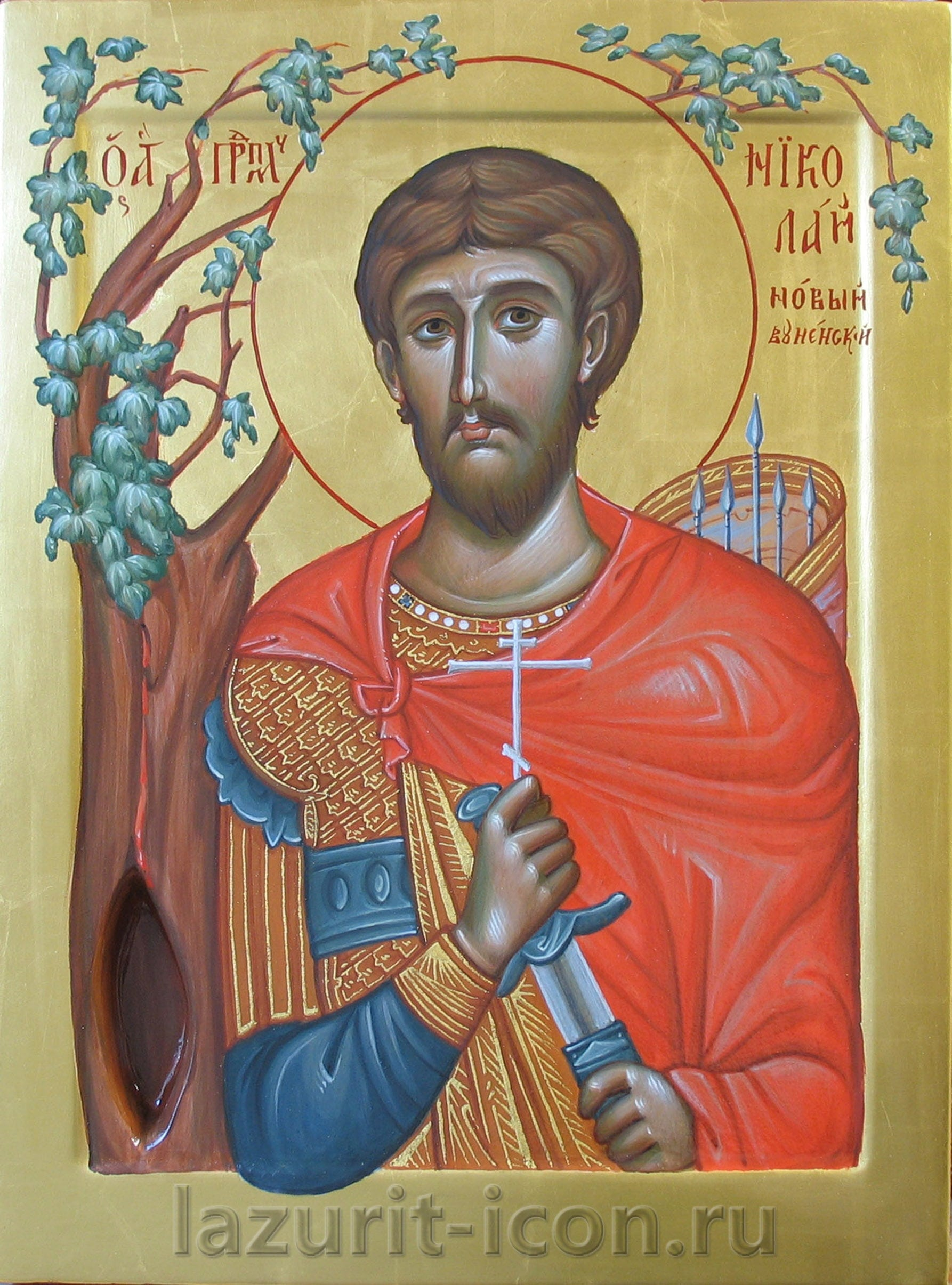 преподобномученик Николай Новый