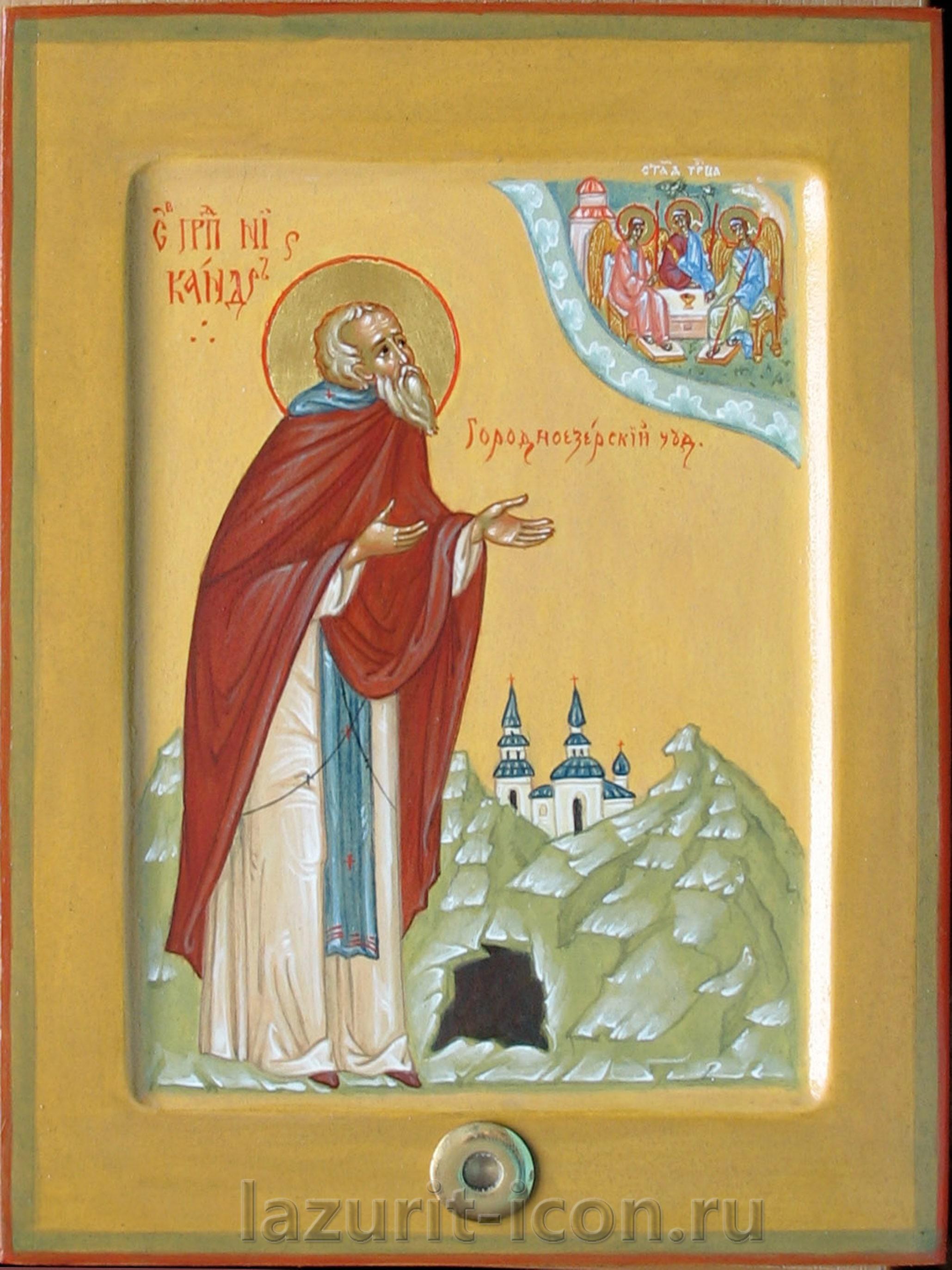 преподобный Никандр Городноезерский