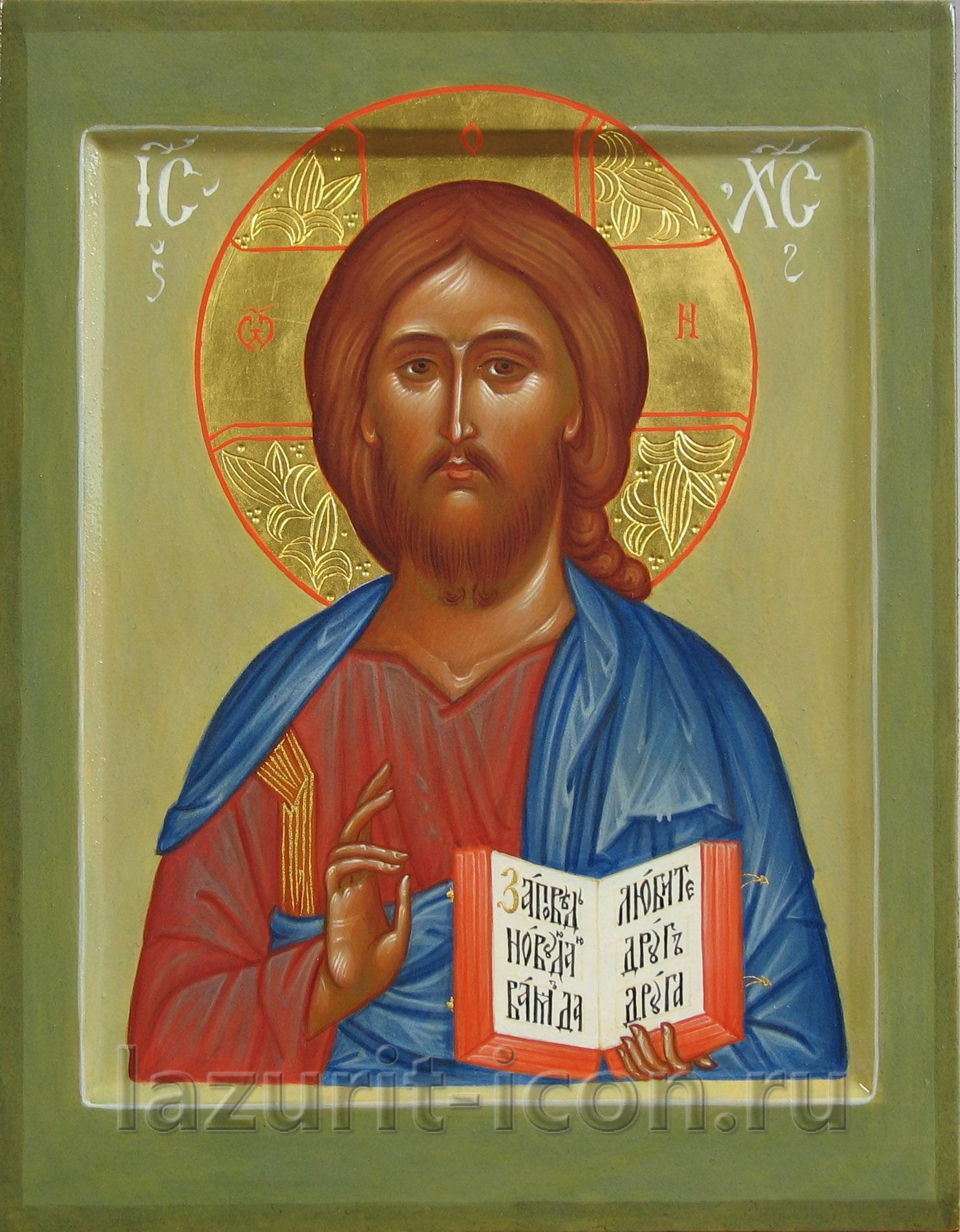 Богоматерь Казанская и Господь Вседержитель