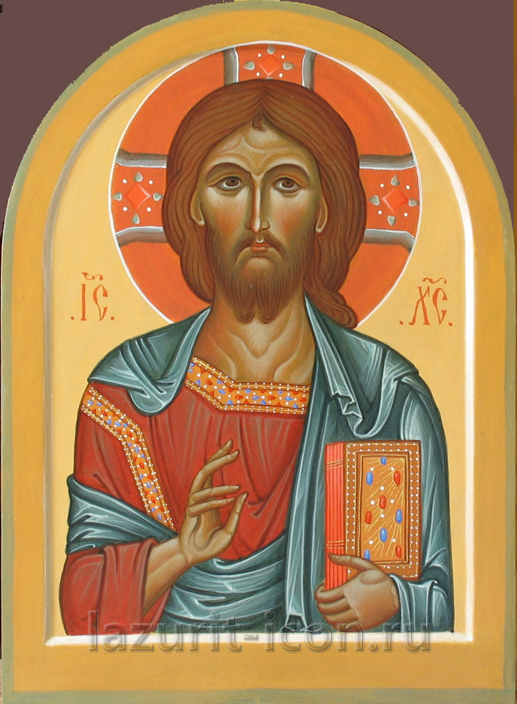 Богоматерь Умиление и Господь Вседержитель