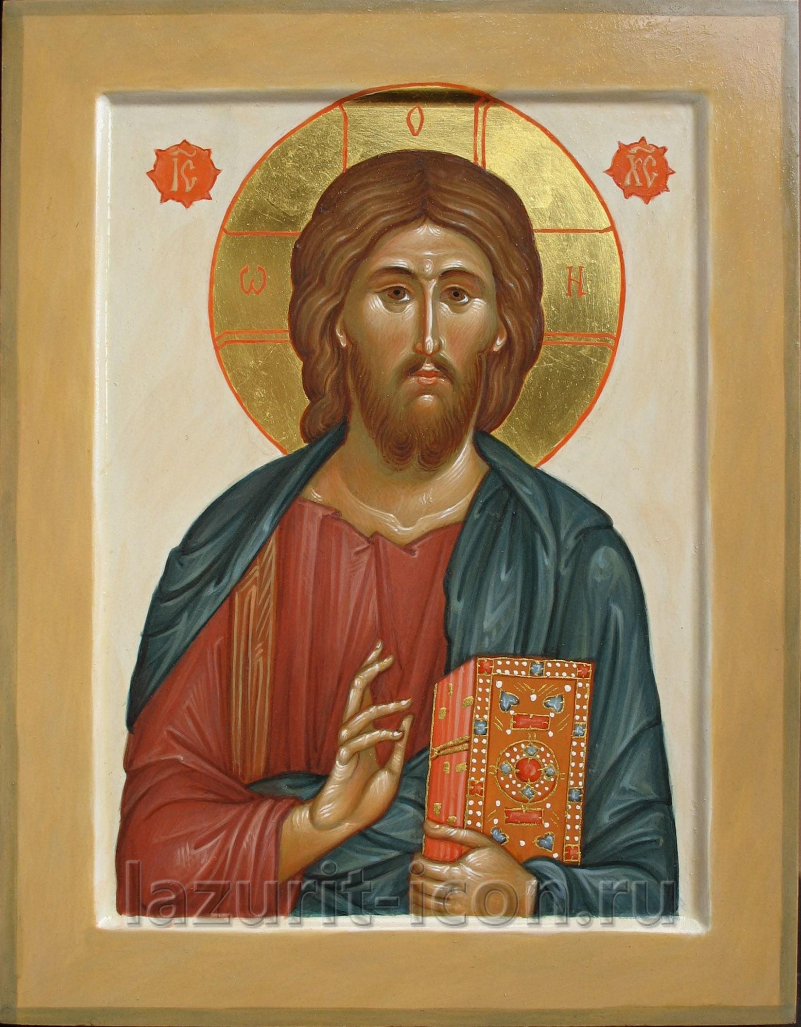 Богоматерь Почаевская и Господь Вседержитель