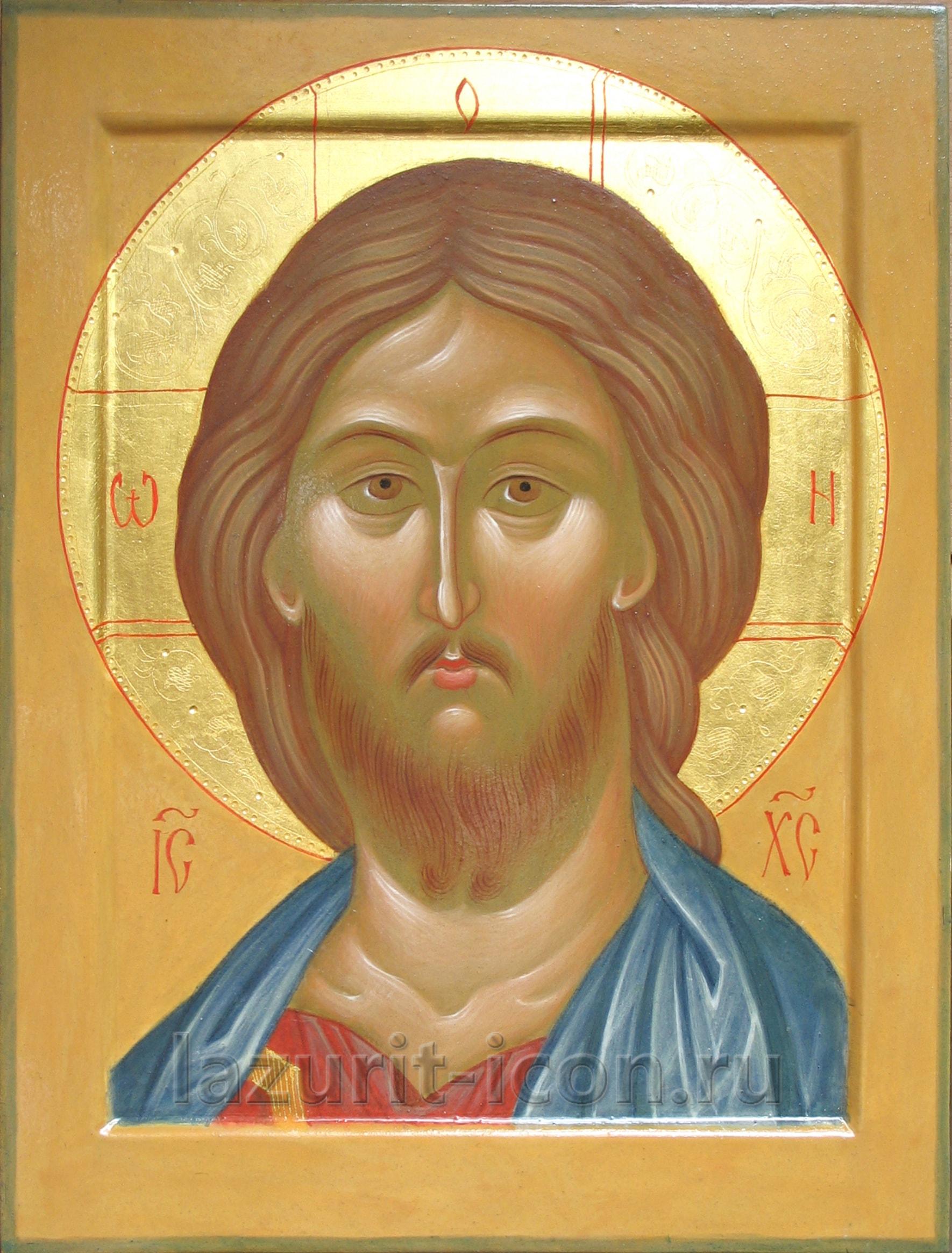 Богоматерь Казанская и Спас оплечный
