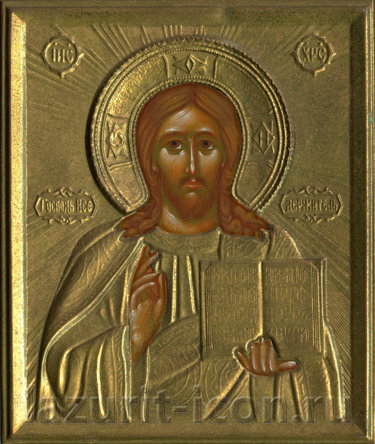 Богоматерь Одигитрия и Господь Вседержитель
