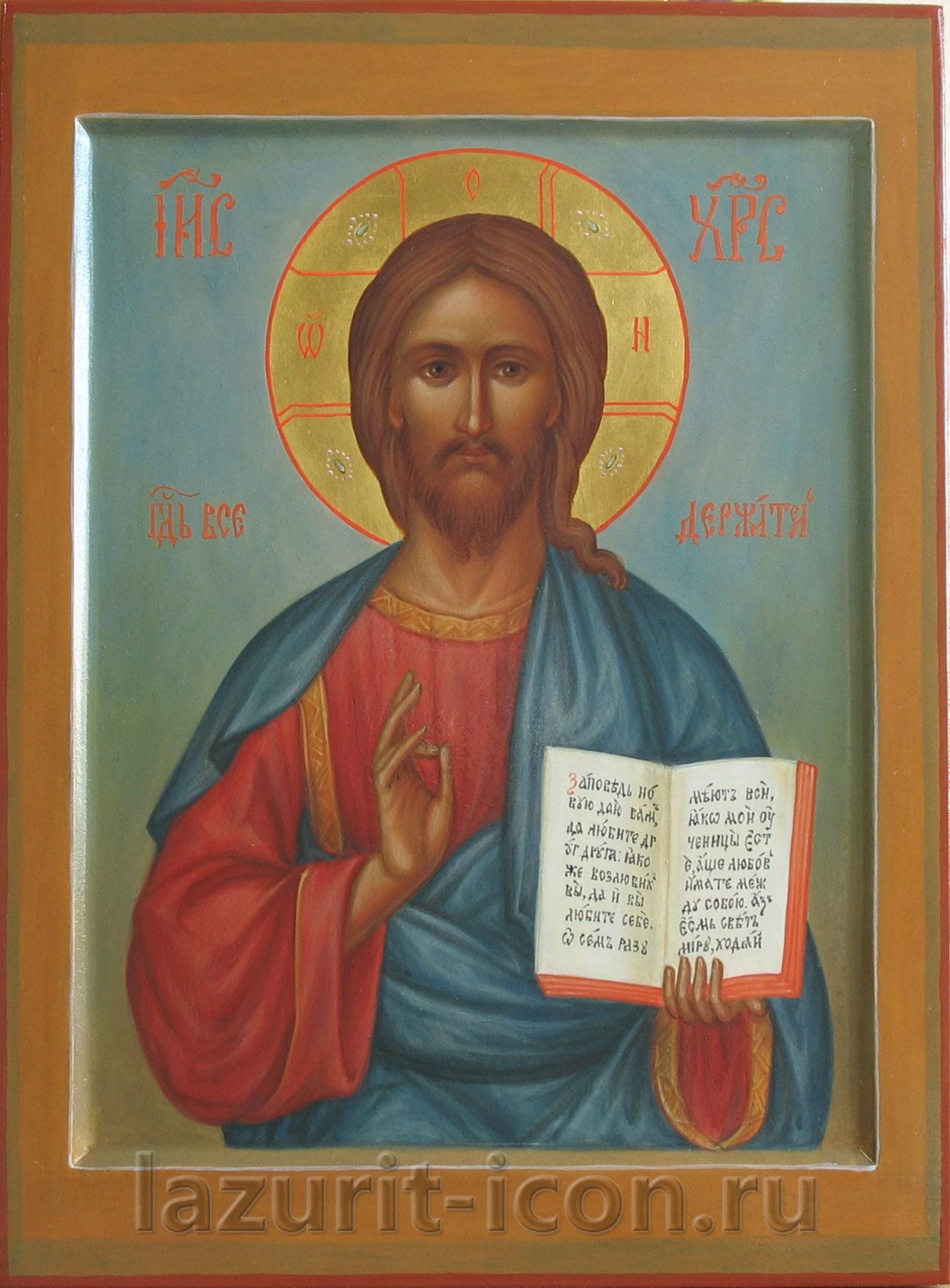 Богоматерь Достойно есть и Господь Вседержитель
